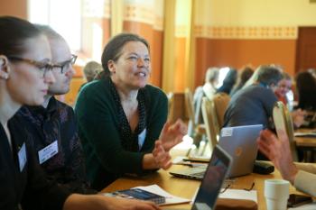 FCA, University of Helsinki and INEE network organized education in emergencies seminar in Helsinki.