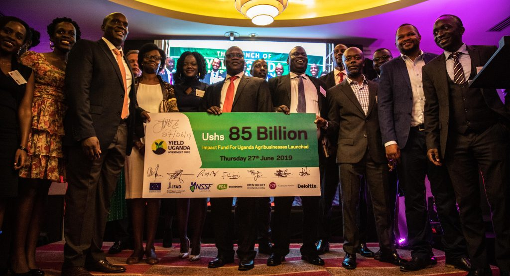 FCA Investments commits 4 million euros to Yield Fund Uganda