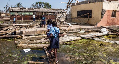KUA on myöntänyt 500 000 euroa Mosambikin Idai-katastrofista kärsineiden alueiden koulusektorin kehittämiseen.