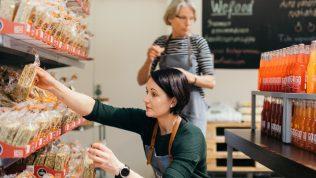 WeFood-kauppa vähensi ruokahävikkiä tehokkaasti vuonna 2018