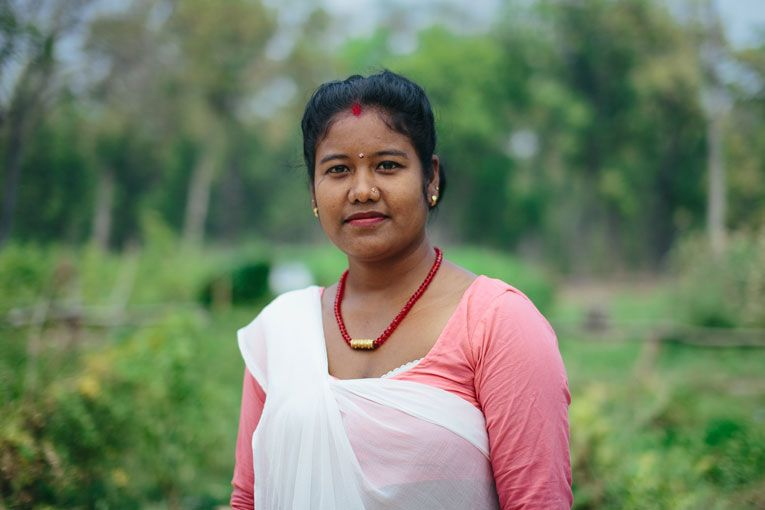 FCA supports Nepalese women to earn their livelihoods.