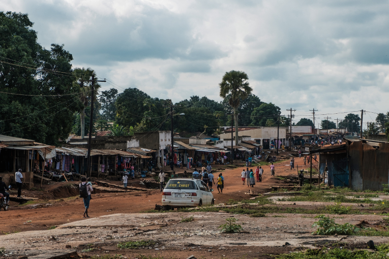 The inhabitants of Yei abandoned their hometown almost completely when fighting spread to the county in the summer of 2016. Most sought refuge in neighbouring countries.