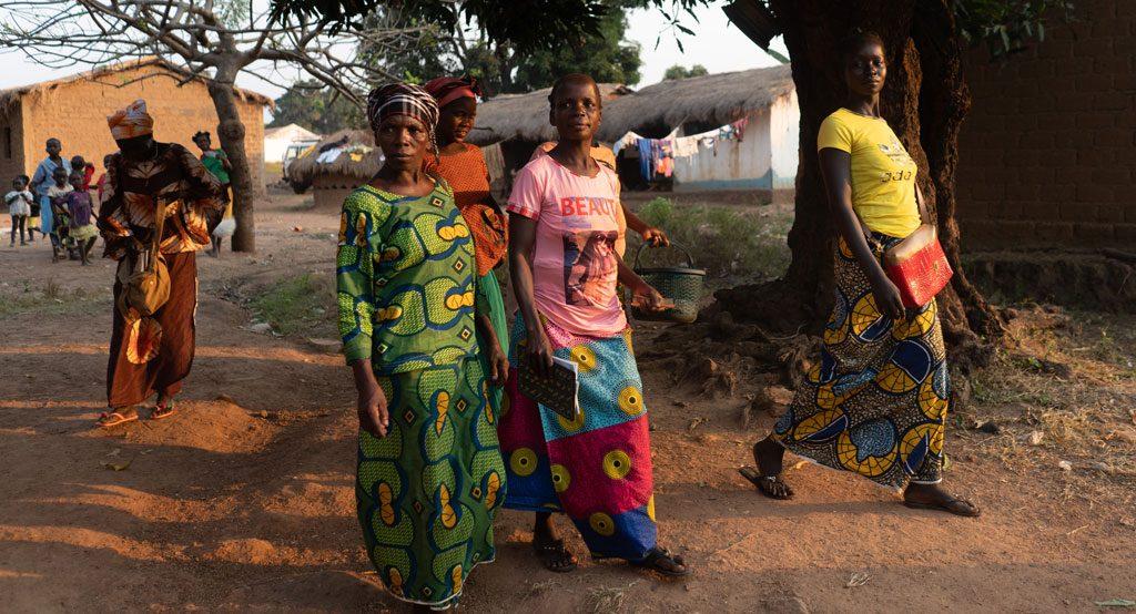 Lukutaitohanke Keski-Afrikan tasavallassa