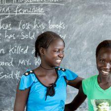 Tyttöjen koulutus ratkaisisi monta maailman ongelmaa.