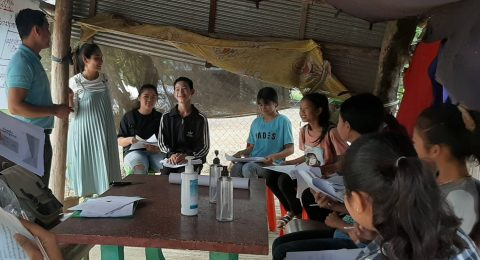 Career counselling went mobile during school closures in Cambodia