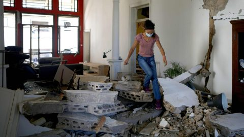 Beirutin katastrofi – näköaloja avustustyön käynnistämiseen, puheenvuoro Pyhän näköala -seminaarissa