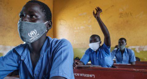 Ugandan kouluissa kasvaa eteläsudanilainen sukupolvi, joka tähtää korkealle