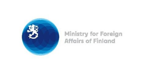 Logo for the Ministry for Foreign Affairs of Finland