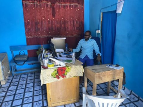 Dahir Hilowle Sambul says that the training increased the quality of learning in his school in Hudur, Somalia.