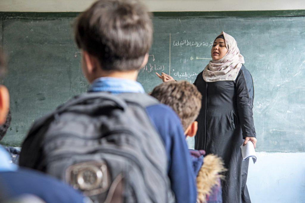 Koulutus luo turvaa ja toivoa katastrofeissa