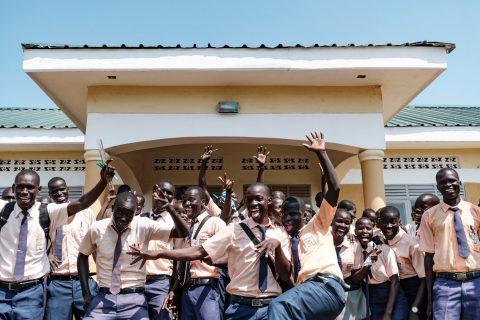 Sydsudan lider av många kriser men hoppet om bättre tider lever än