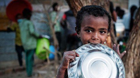 Kirkon Ulkomaanapu myönsi 100 000 euron avustuksen Tigrayn humanitaariseen ahdinkoon