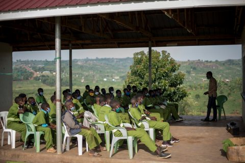 Ugandan Youths and Refugees Trained in Business and Vocational Skills