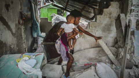 Finn Church Aid grants 100,000 euros to support earthquake victims in Haiti