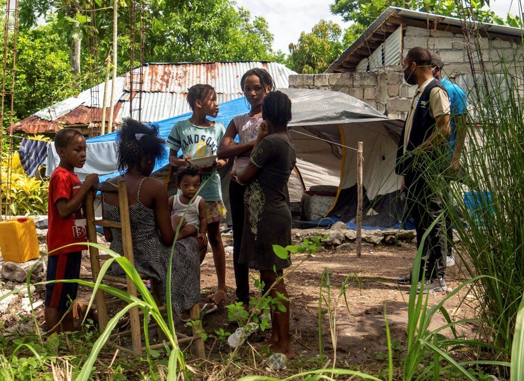 Kyrkans Utlandshjälp har beviljat sammanlagt 200 000 euro till bistånd i Haiti