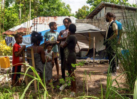 KUA myönsi Haitin maanjäristyksen uhreille toiset 100 000 euroa