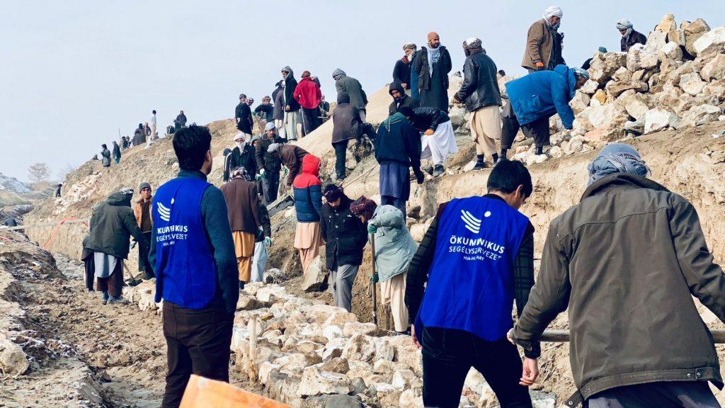 Kirkon Ulkomaanapu aloitti hätäapujakelun Afganistanissa